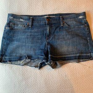 Joe's Denim shorts size 32
